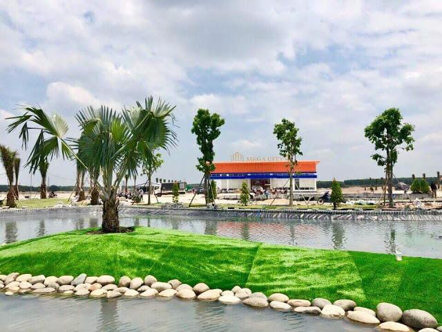 Khu Đô Thị Mega City 2 –                                 Nhơn Trạch, Đồng Nai