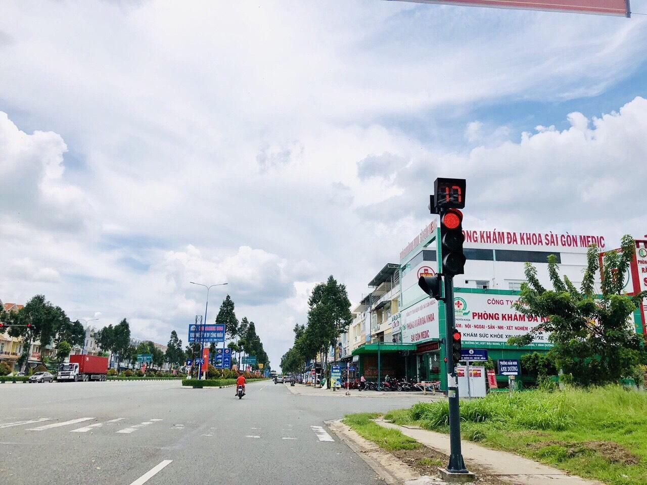 Dư Án Golden Future City Kim Oanh Real EstateCách Trung Tâm Hành Chính Uyện Bàu Bàng 3km